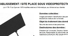 Dispositif de vidéoprotection
